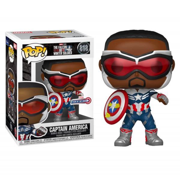 Captain America 818