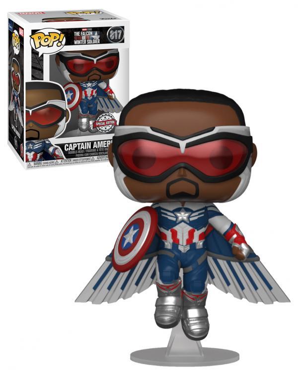 Captain America 817