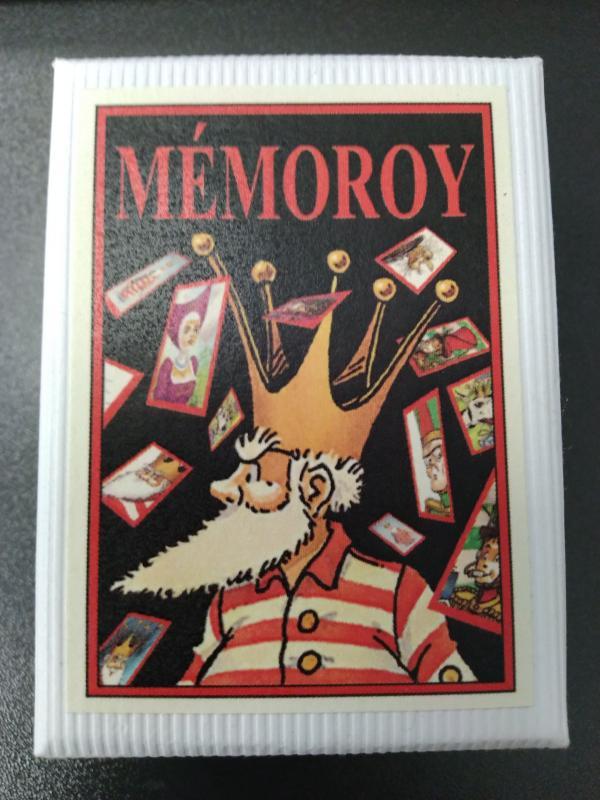 MEMOROY - NEF DES FOUS