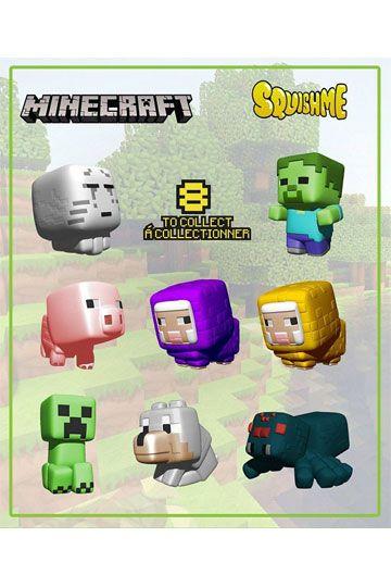 Minecraft SquishMe serie 1