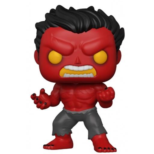 Red Hulk 854