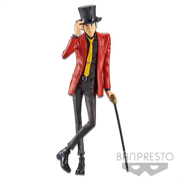 Lupin The Third The First Master Star Piece Lupin 25cm