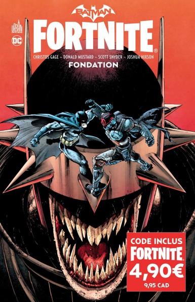 BATMAN FORTNITE - BATMAN/FORTNITE SPECIAL