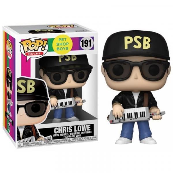 Chris Lowe 191
