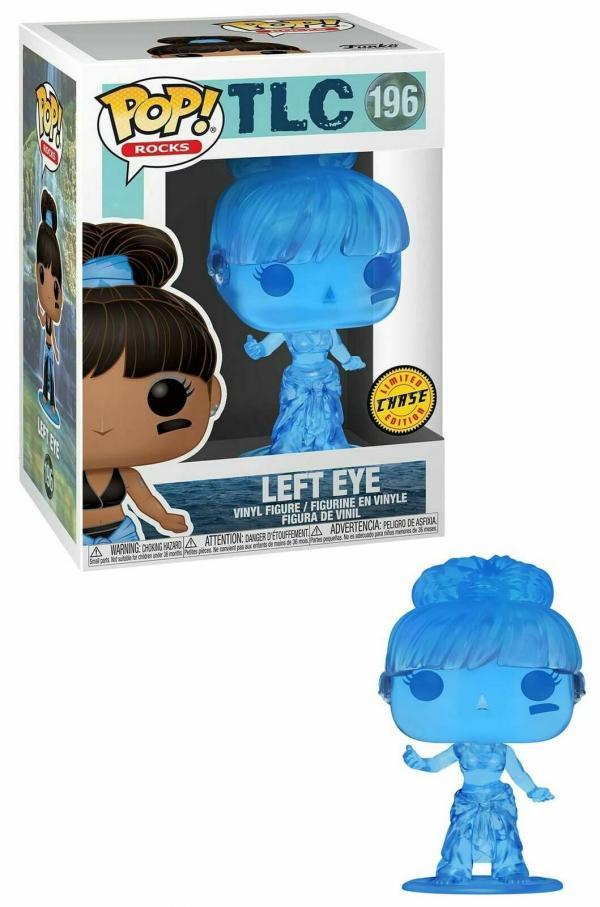 Left Eye Chase 196