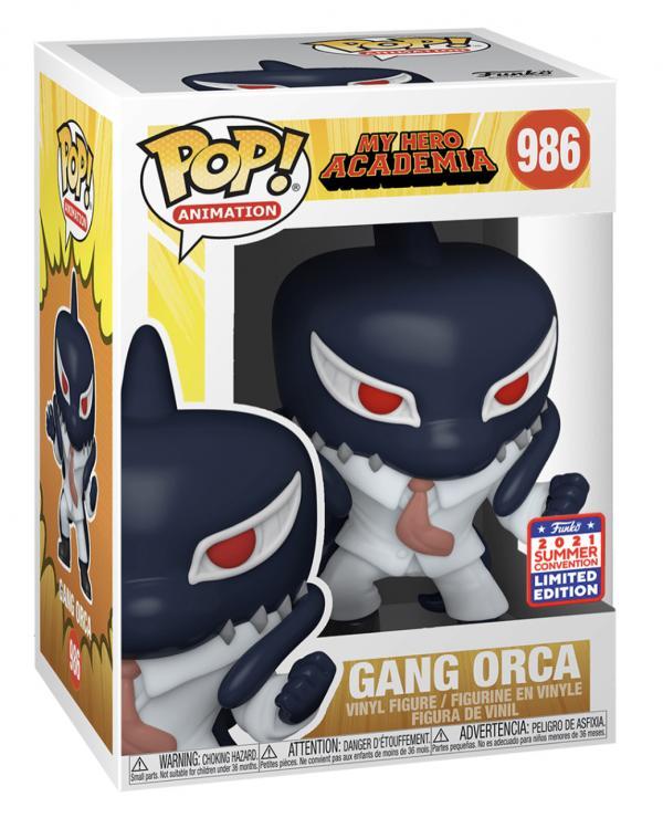 Gang Orga 986