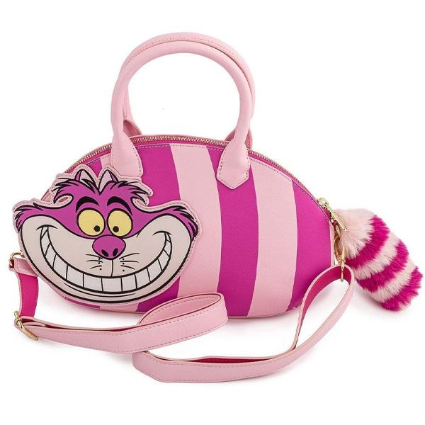Sac A Main Alice In Wonderland Cheshire Cat Applique