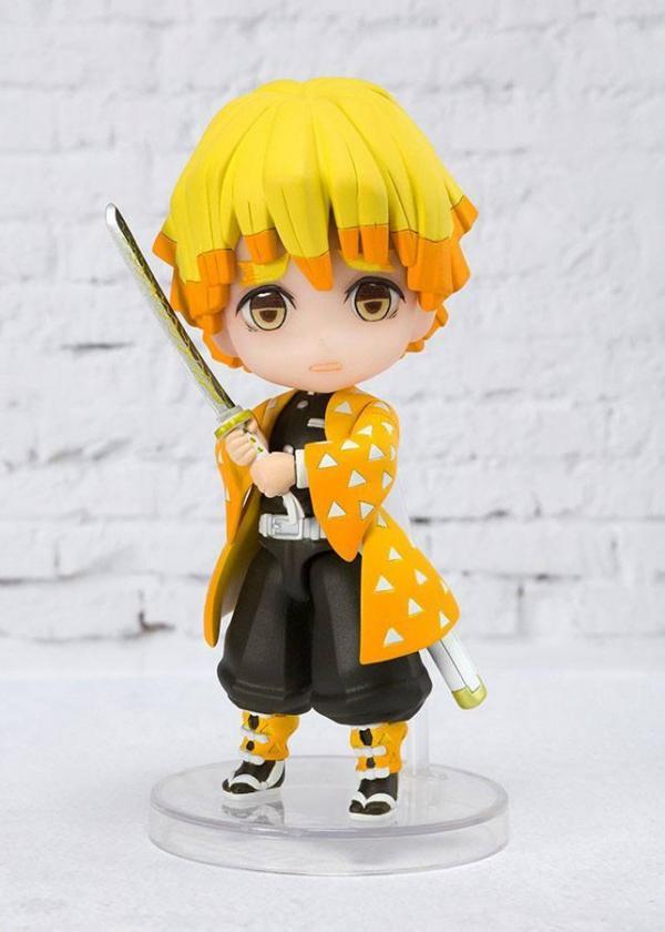 Demon Slayer Kimetsu No Yaiba Figuarts Mini Agatsuma Zenitsu