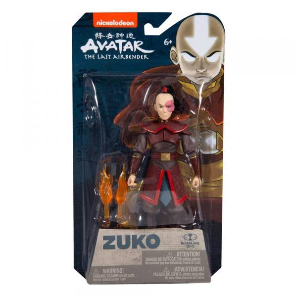Avatar le dernier maître de l'air figurine Prince Zuko 13 cm
