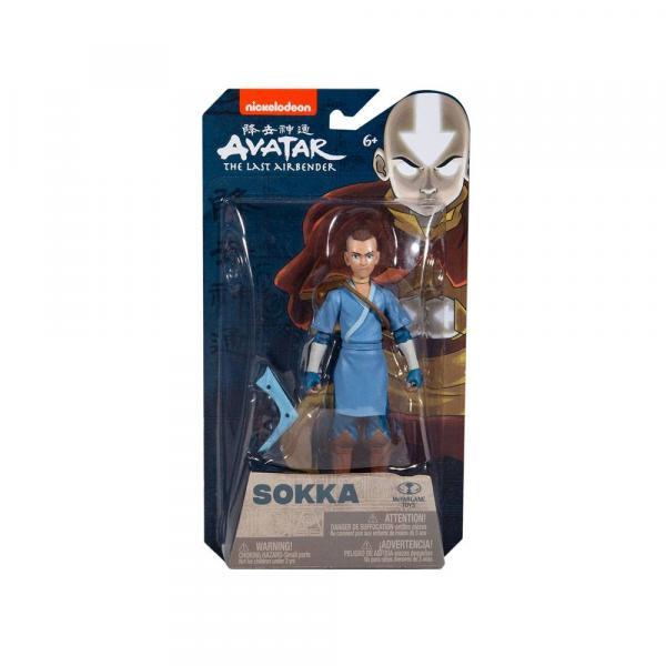 Avatar le dernier maître de l'air figurine Sokka 13 cm