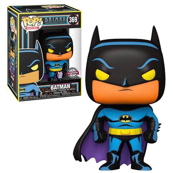 Batman Black Light Glow 369