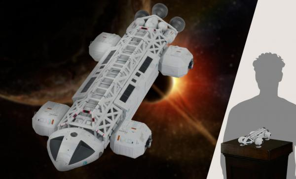 Space: 1999 Eagle Transporter