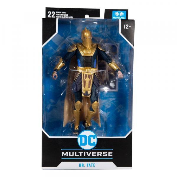 DC Multiverse Dr. Fate Injustice 2