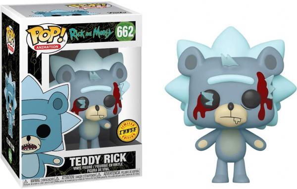 Teddy Rick Chase 662