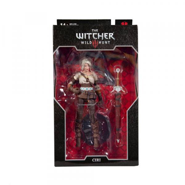 The Witcher 3: Wild Hunt Figurine Ciri