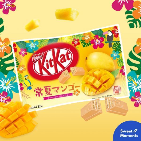 Kit Kat Summer Mango
