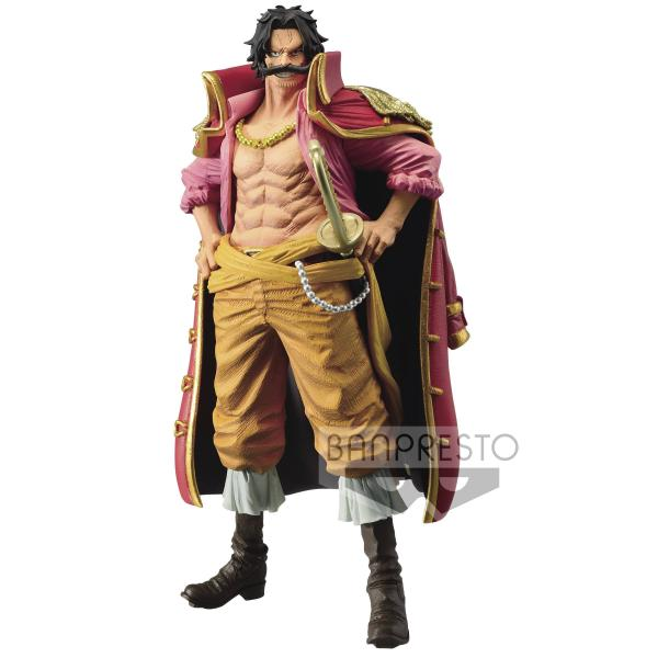 One Piece King Of Artist The Gol.D. Roger 23cm