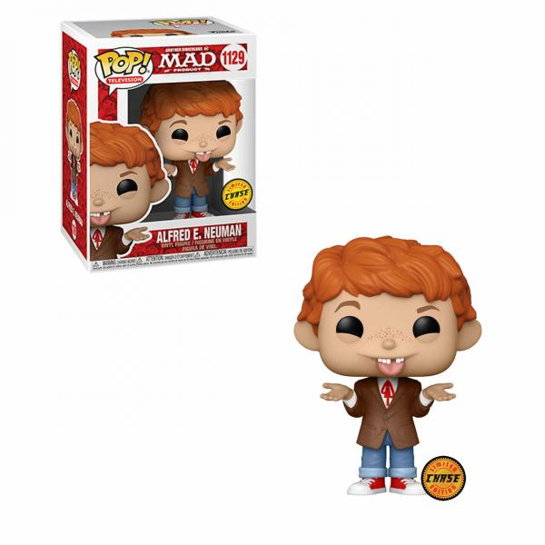 Alfred E. Neuman Chase 29
