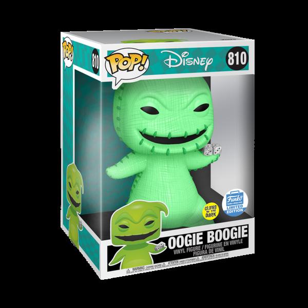 Oogie Boogie 10'' Glows In The Dark 810