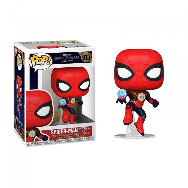 Spider-man Integrated Suit 93