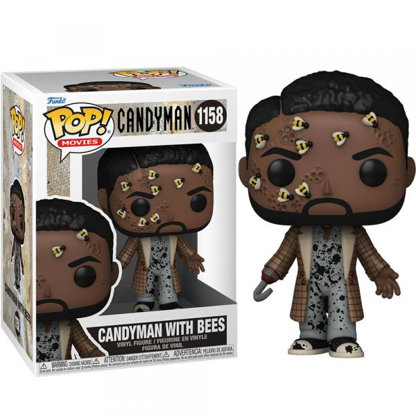 Candyman With Bees 1158