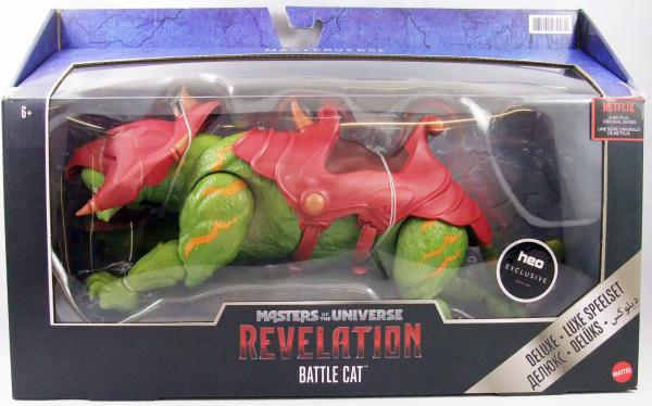 Masters of the Universe Revelation Masterverse 2021 Figurine Deluxe Battle Cat 35 cm