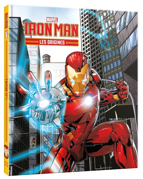 MARVEL - LES ORIGINES - IRON MAN