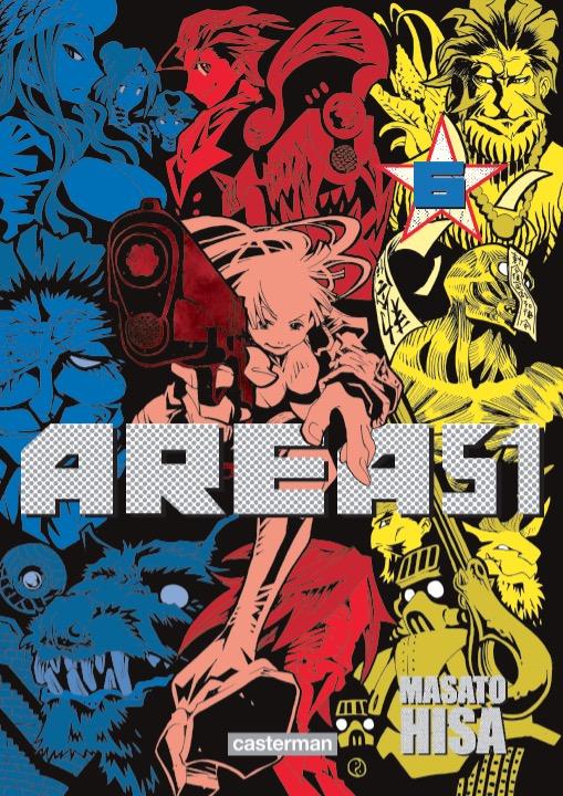 AREA 51 - T06 - AREA 51