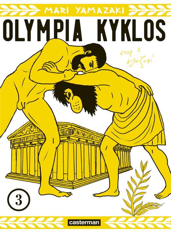 OLYMPIA KYKLOS - T03 - OLYMPIA KYKLOS
