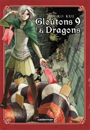 GLOUTONS ET DRAGONS - T09 - GLOUTONS ET DRAGONS