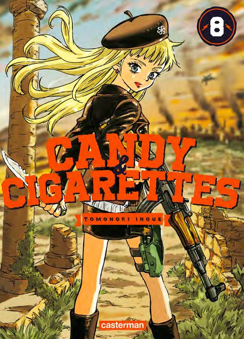 CANDY & CIGARETTES - T08 - CANDY AND CIGARETTES