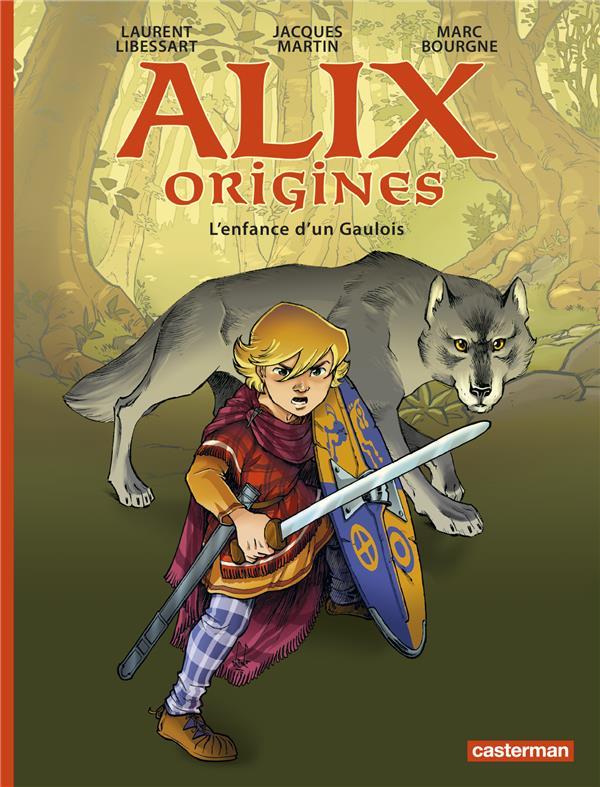 ALIX ORIGINES T1 (OPERATION SPECIALE)
