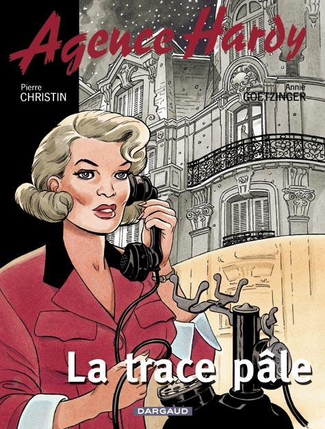 AGENCE HARDY - TOME 2 - LA TRACE PALE