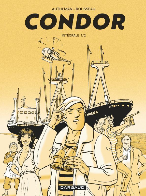 CONDOR INTEGRALE - TOME 1