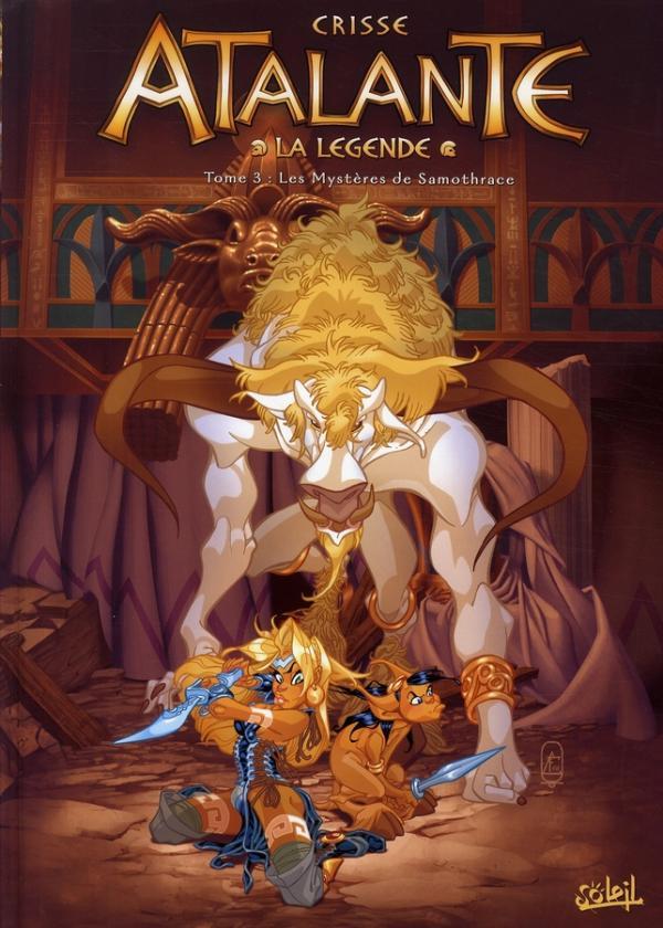 ATALANTE T03 - LES MYSTERES DE SAMOTHRACE