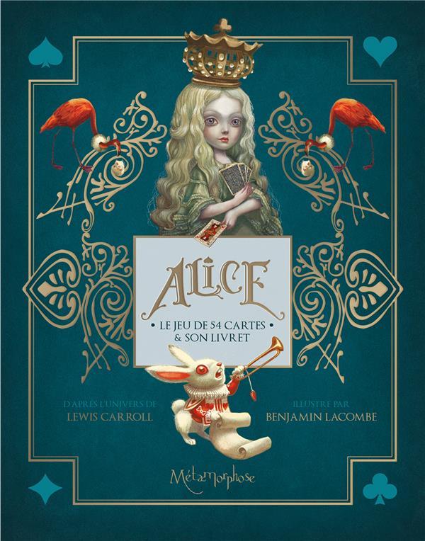 ALICE - LE CARROUSEL - ONE-SHOT - ALICE - LE JEU DE CARTES