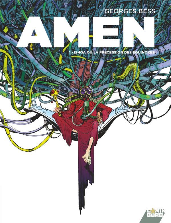 AMEN - TOME 01 - ISHOA OU LA PRECESSION DES EQUINOXES