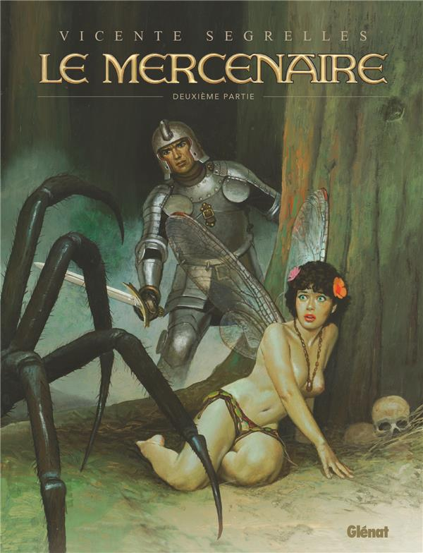 LE MERCENAIRE - INTEGRALE TOME 02