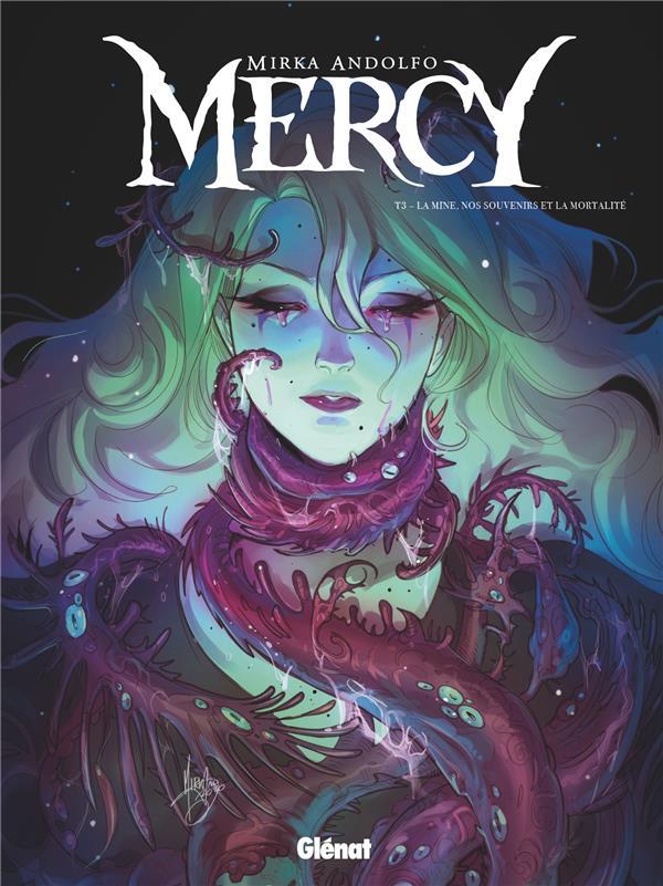 MERCY - TOME 03 + EX LIBRIS PULP'S OFFERT