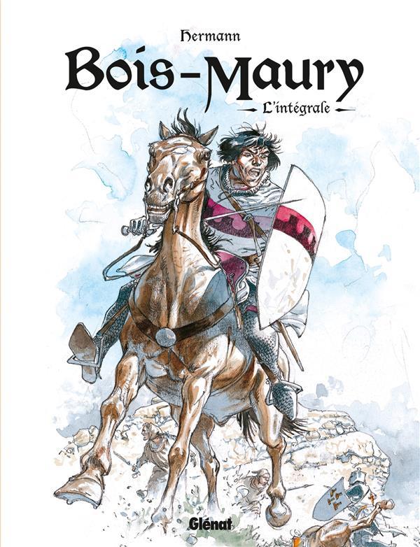 LES TOURS DE BOIS-MAURY - INTEGRALE TOME 11 A TOME 15