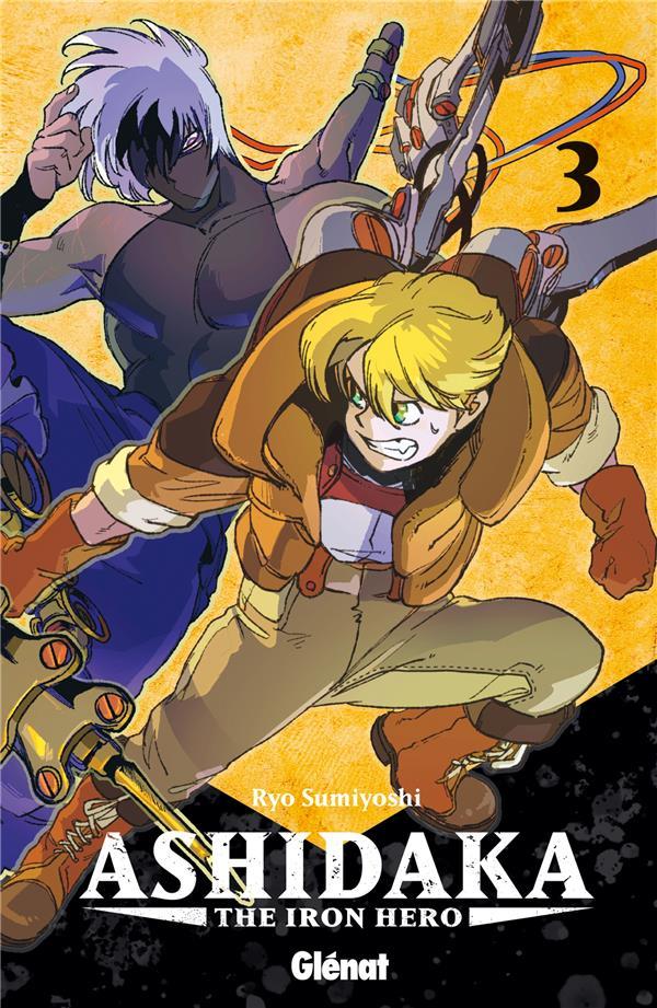 ASHIDAKA - THE IRON HERO - TOME 03