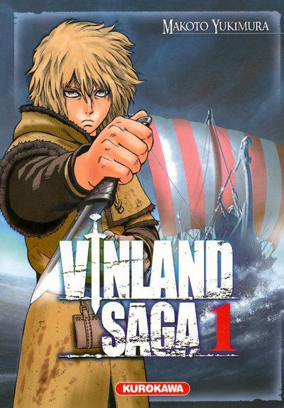 VINLAND SAGA - TOME 1 - VOL01