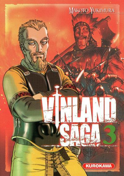 VINLAND SAGA - TOME 3 - VOL03
