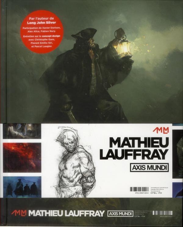 CFSL ART OF - ART OF MATHIEU LAUFRAY-AXIS MUNDI