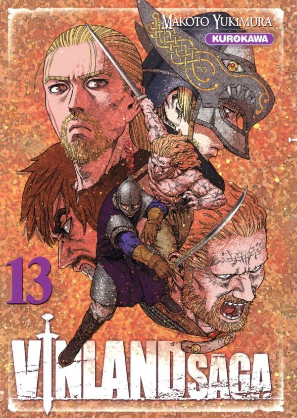 VINLAND SAGA - TOME 13 - VOL13