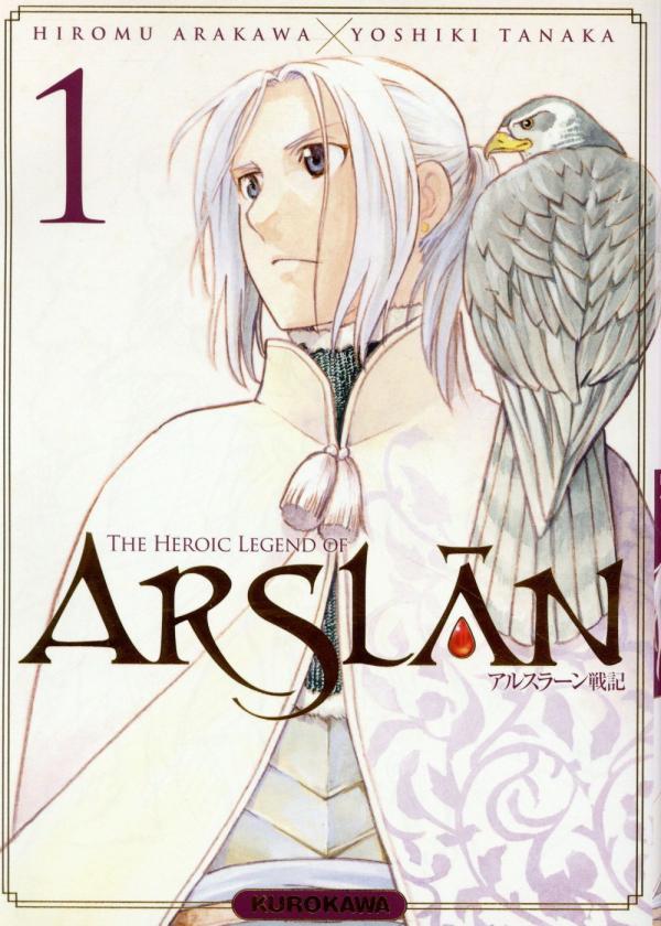 ARSLAN - TOME 1 - VOL01