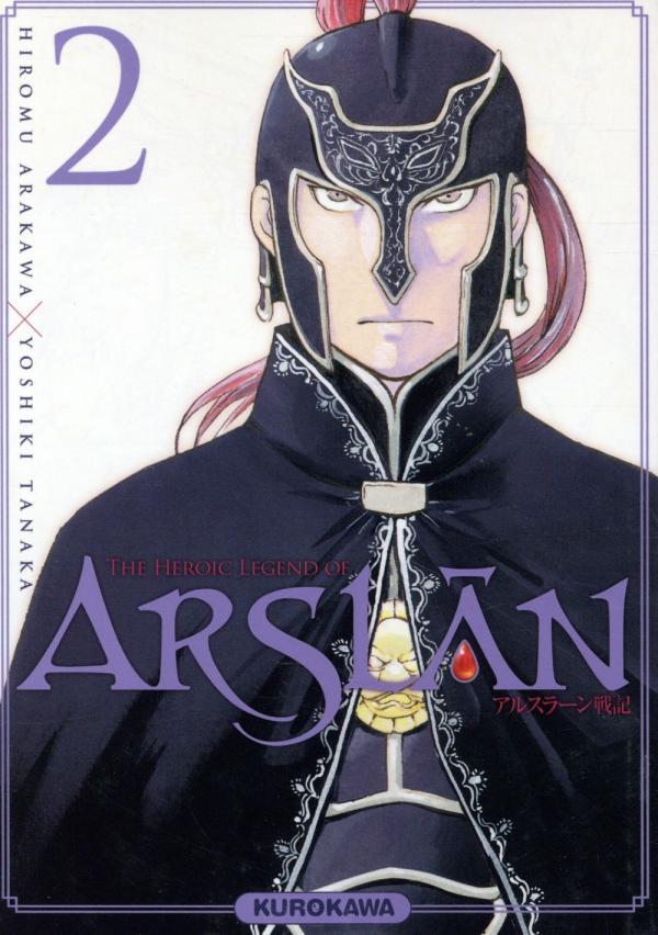 ARSLAN - TOME 2 - VOL02