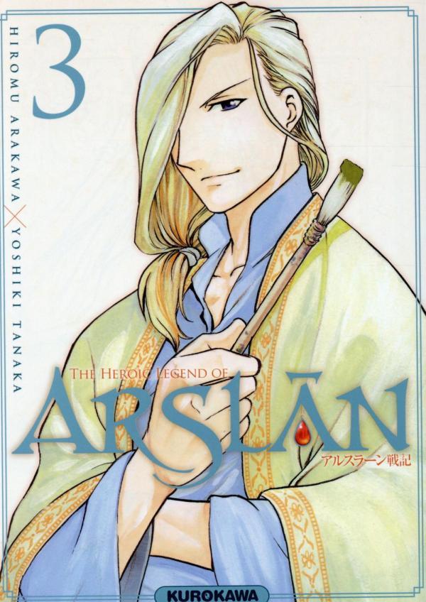 ARSLAN - TOME 3 - VOL03