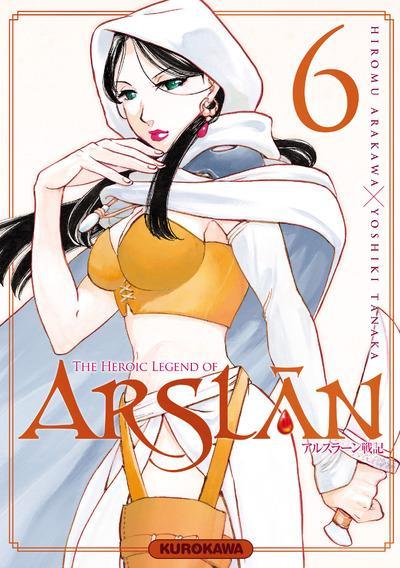 ARSLAN - TOME 6 - VOL6