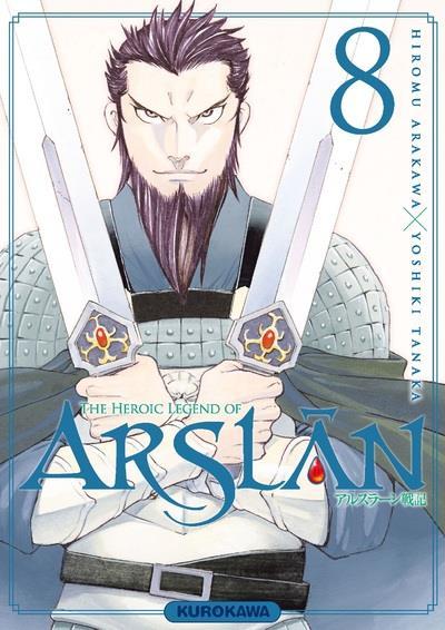 ARSLAN - TOME 8 - VOL8
